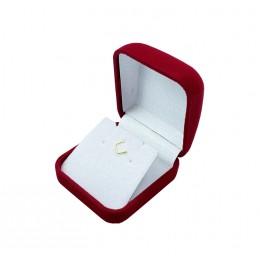 Βελούδινο κουτί για μοτιφ