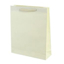 Χάρτινη τσάντα Μεγάλη Κρεμ