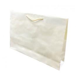 Χάρτινη τσάντα Κρεμ