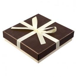 Χάρτινο Κουτί Για Σετ Καφέ Με Φιόγκο