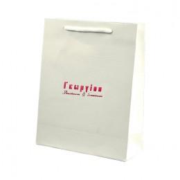 Λευκή τσάντα 23*8,5*29